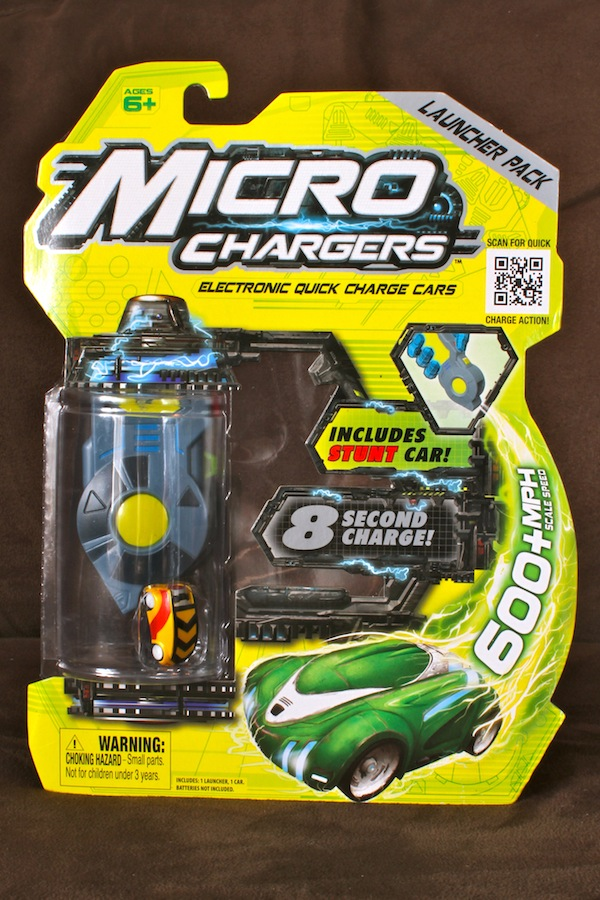 Micro Chargers Package