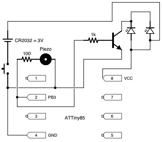 Cat's Meow Circuit Diagram